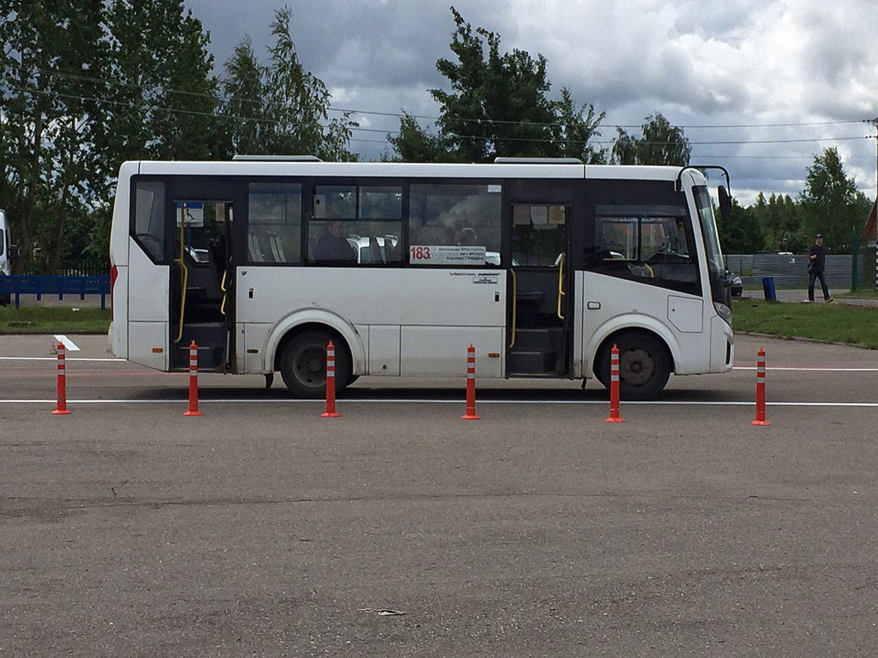 Автобус №183к