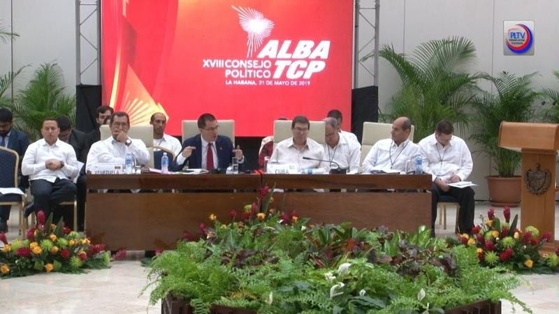 Paz y seguridad regional, prioridades del ALBA TCP