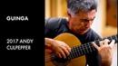 Desacompanhado - Guinga plays 2017 Andy Culpepper