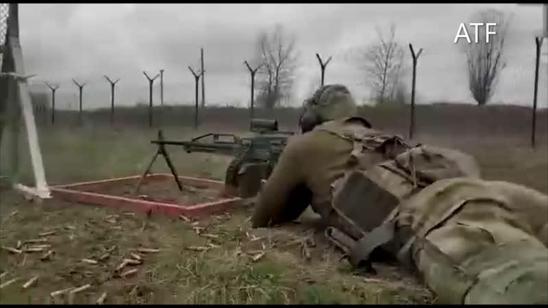 ОСОМ УФСБ по Чечне | Anti Terror Forces | ATF