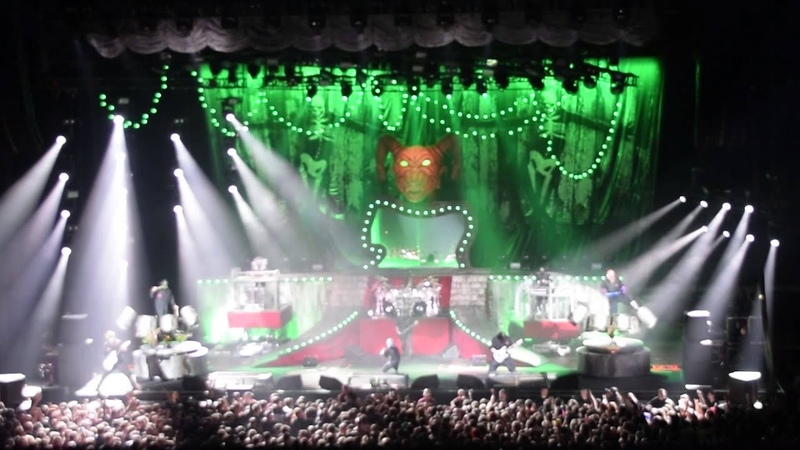 Slipknot Prepare For Hell Tour Live at Max Schmeling Halle Berlin 07 02 2015 Full Show HD HQ