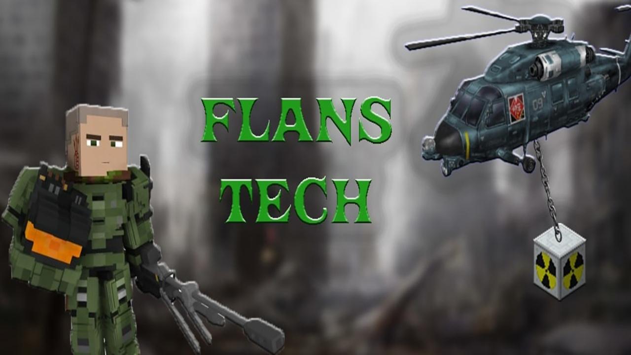 Технические работы + вайп FlansTech