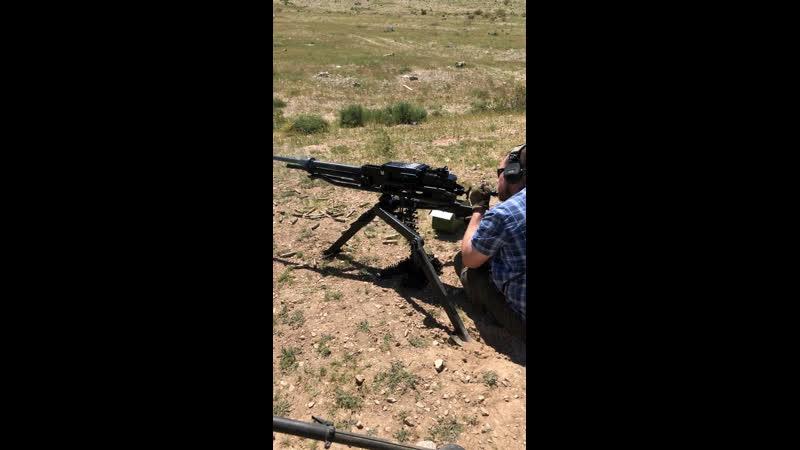 NSV Weapon test