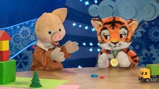 СПОКОЙНОЙ НОЧИ, МАЛЫШИ! -  Быстрее быстрого  Развивающие мультфильмы для детей