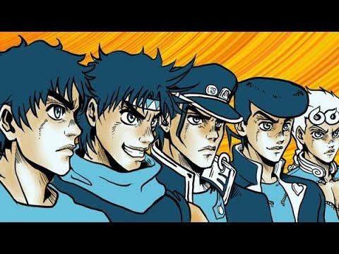 All JoJo's Main Themes (Part 1-5)