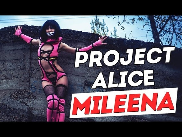Project Alice ВИДЕОСЕССИЯ (sony a7s2 55 1.8 s-log3)