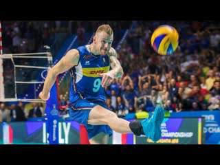 TOP 10 Best Rally Actions in Volleyball History (HD)