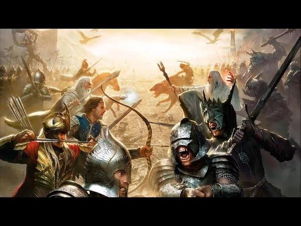 Lord Of The Rings Conquest Минас Тирит смотреть онлайн без регистрации