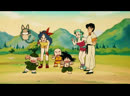 Dragon Ball (2) Movie Ending『Ushio Nashimoto - Romantic Ageru Yo』/Драгон Болл Эндинг (Драконий жемчуг)