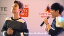[Fancam] 140927 Surprise Moment Lay Chen - During Happy Birthday Day song