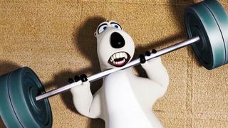 Bernard Bear - The Gym   Compilation   HD Full Episodes   Videos For Kids   Kids TV Shows