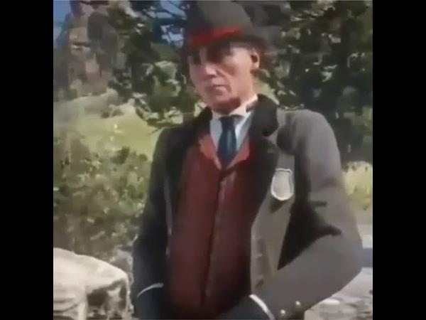 I got some jelly beans (Red Dead Redemption arrest meme)