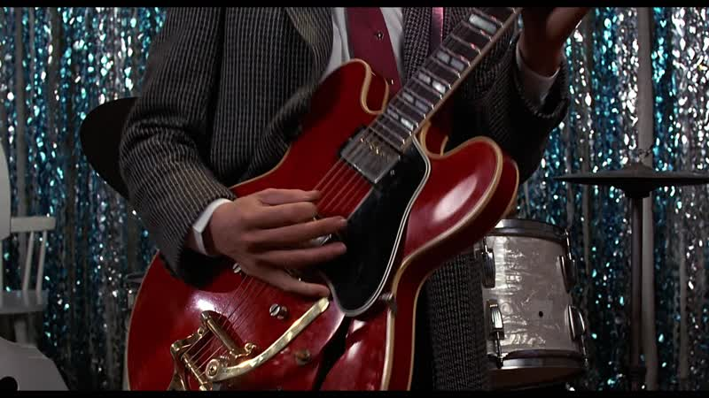 Marty McFly feat. The Starlighters — Johnny B. Goode