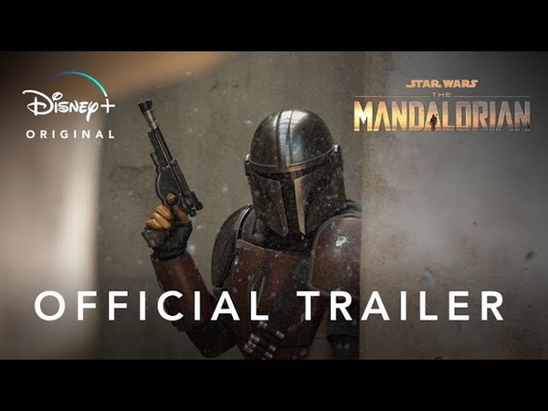 The Mandalorian Official Trailer Disney Streaming Nov 12