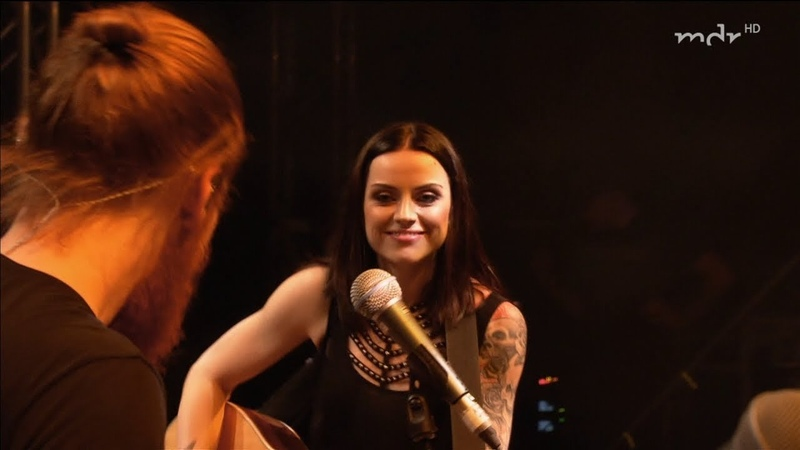 Amy Macdonald - This Is The Life Let's Start A Band (Live @ Rudolstadt-Festival 2017)