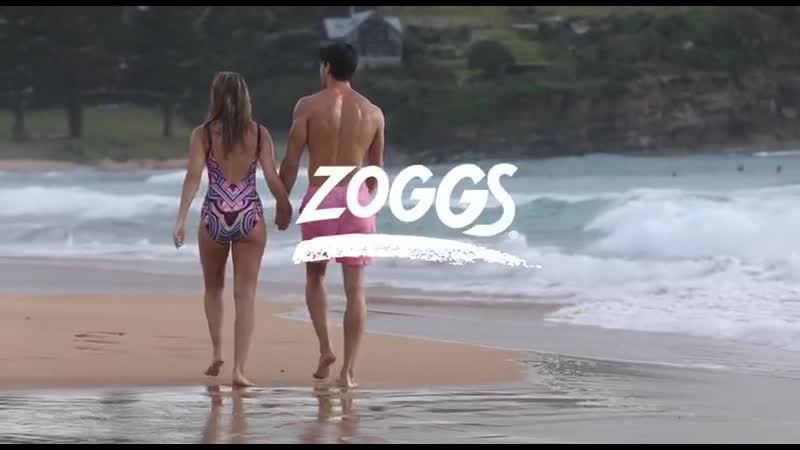ZOGGS Dreamcatcher Deep Scoopback