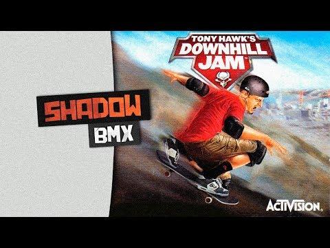 Tony Hawk's Downhill Jam Проходим на стриме