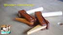 Wooden cam clamps