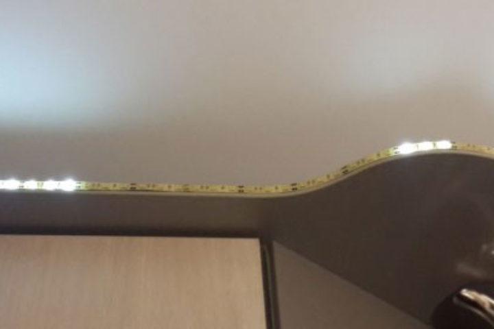 Монтаж и подключение светодиодной ленты, изображение №3