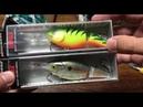Распаковка рыболовных снастей по заказу Fmagazin