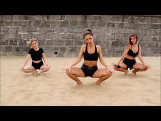 Female dancehall choreo by marisha / школа танцев step up /beyoncé feat sean paul baby boy
