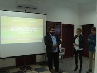 Tribina Horeum Margi centar antickog Pomoravlja u Cupriji - (TV KCN )
