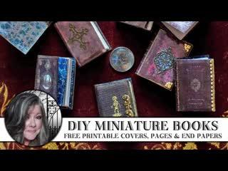 DIY Miniature Books