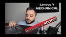 Механика от Lenovo Y Mechanical GX30L79771