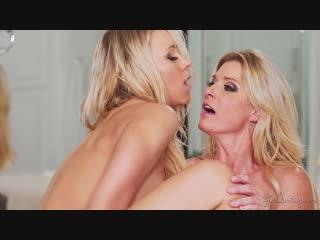 India summer, katie morgan - two grown women [big tits, natural tits, milf  mature, pussy licking, lesbian, 1080p]