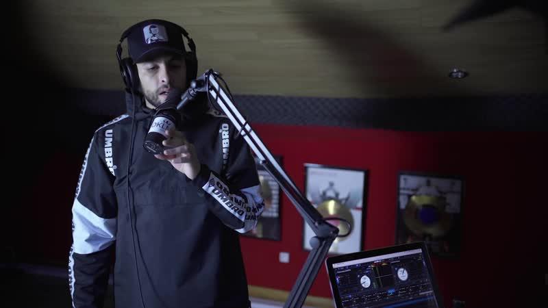 HAYCE LEMSI - Freestyle COUVRE FEU sur OKLM RADIO [OKLM Russie]