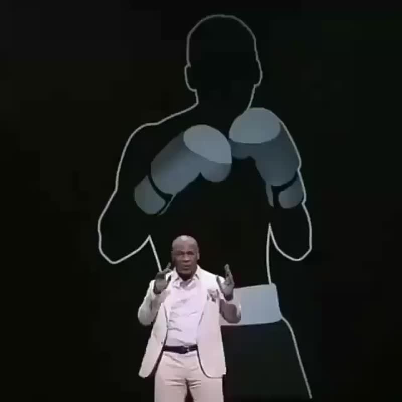 Майк Тайсон рассказывает о методах бокса, которые он получил от Каса ДАмато. Он заучивал удары,которые были по номерам🥊