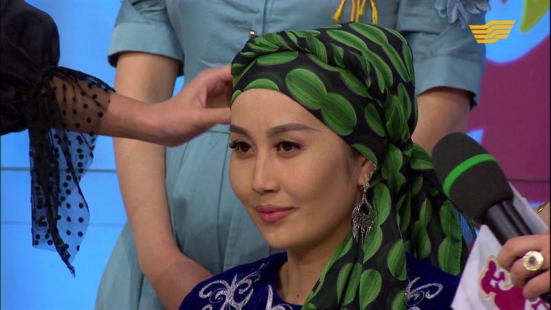 Лайфхак Орамалды сәнді байлаудың әдістері Маржан Әміртай