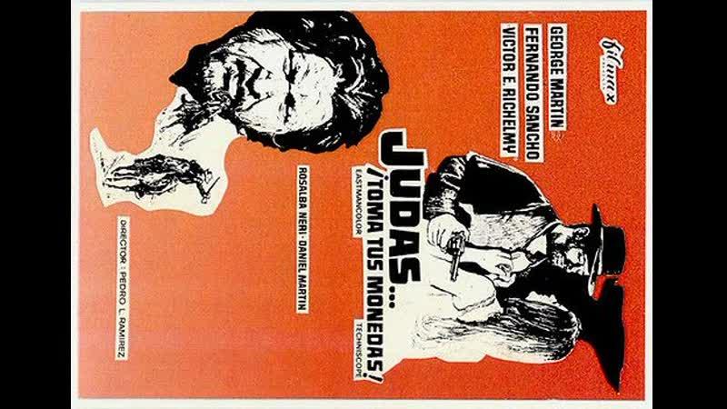 Attento Gringo... Etornato Sabata! (Judás... ¡Toma tus Monedas) (1972) (Español)