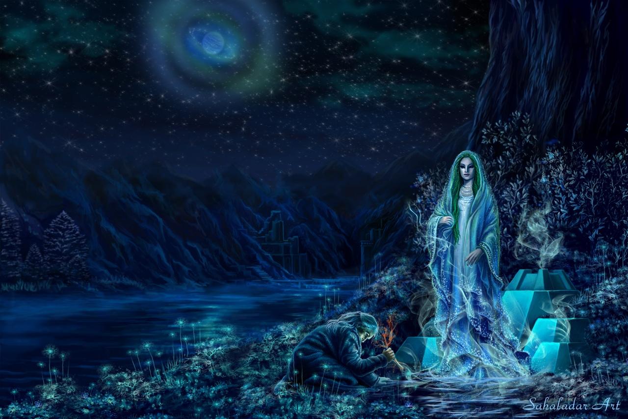 Лунная Литания. Часть 2. Полночь Трех лун. Глава 3