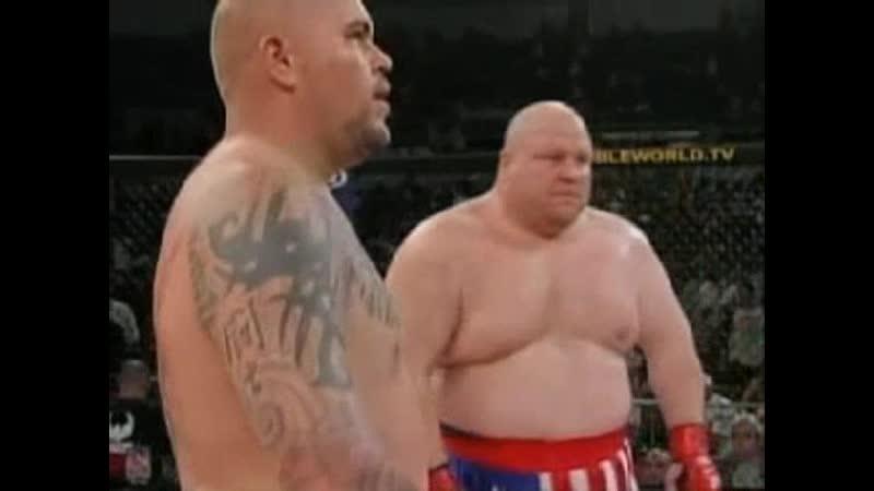Eric Esch vs Wesley Correira Rumble on the Rock 8 2006 01 20