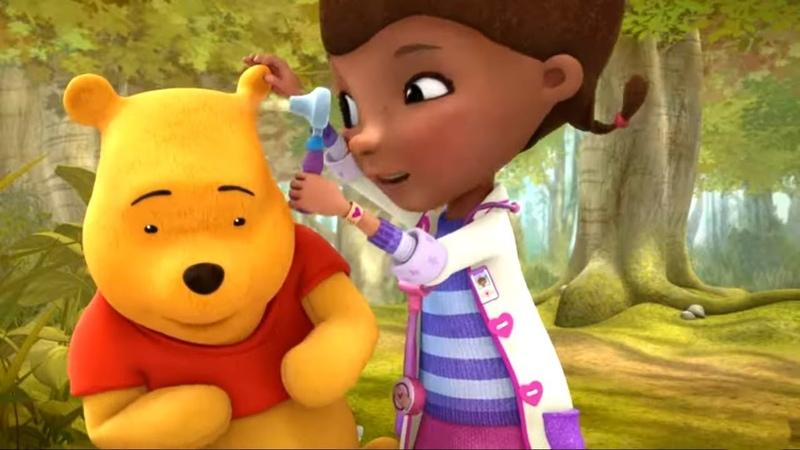 Доктор Плюшева: Клиника для игрушек. Сезон 4 серия 15 Мультфильм Disney