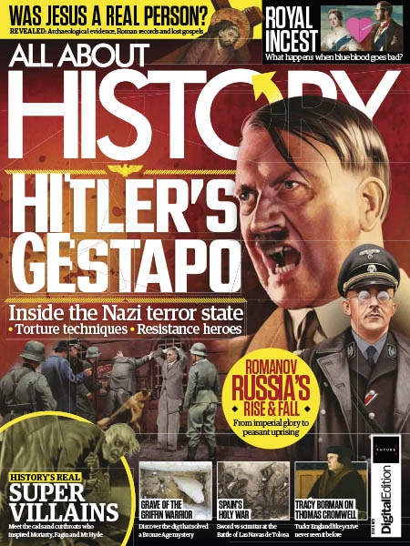 All About History - Issue 73, 2019