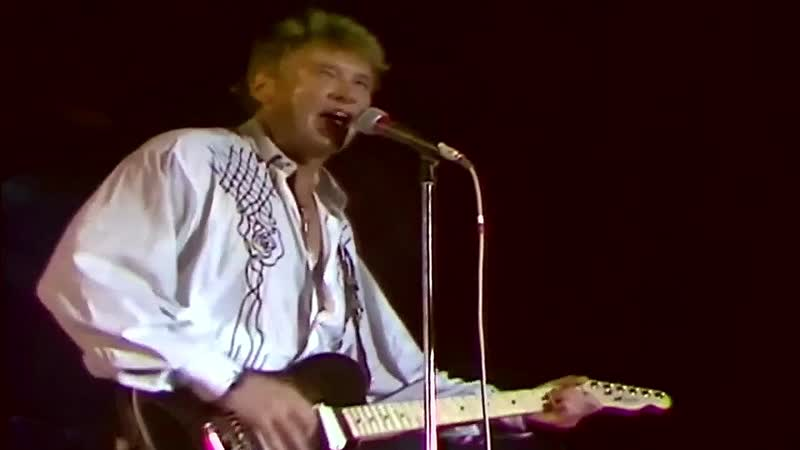 Johnny Hallyday - Whole Lotta Shakin Goin On [Big Mabel _ Jerry Lee Lewis Cov.