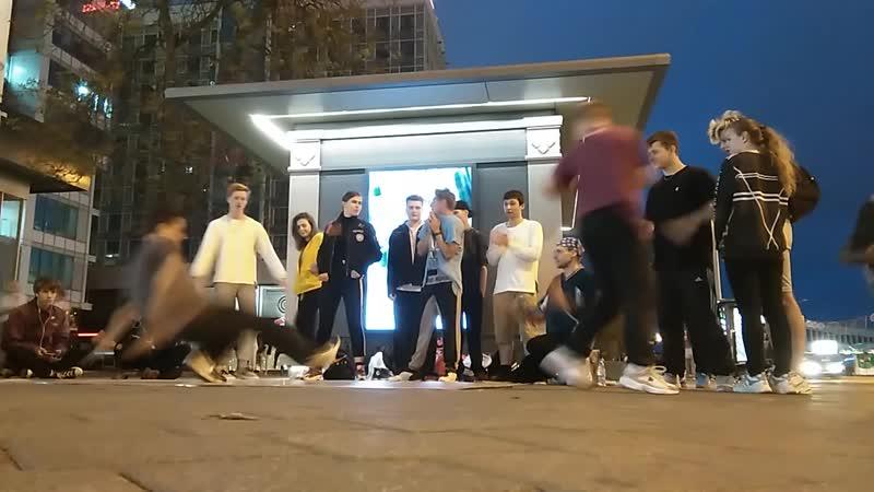 21.08.2019_( part 4)STREET BREAK DANCE JAM_ (Wednesday)_SUMMER