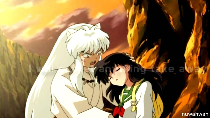 [amv] A Thousand Years-Inuyasha and Kagome