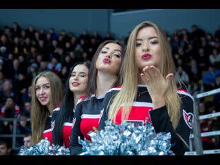 В Екатеринбурге отбирают красоток для групп поддержки Автомобилиста и БК УГМК: прямой эфир