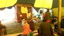 Музыка банных веников на фестивале Перволетье в Родовом поселении Большая Медведица