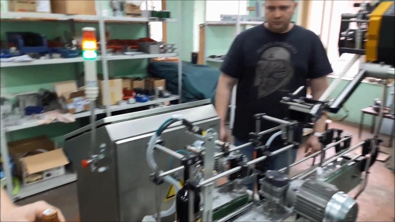 Система сериализации продукции ССП-1