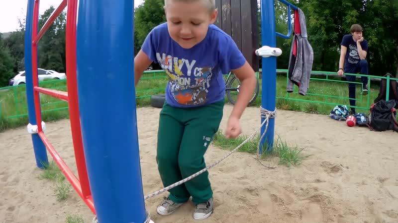 FORTIS [Уличные Тренировки в Серпухове]. Лето 2019 года (видео-подборка)