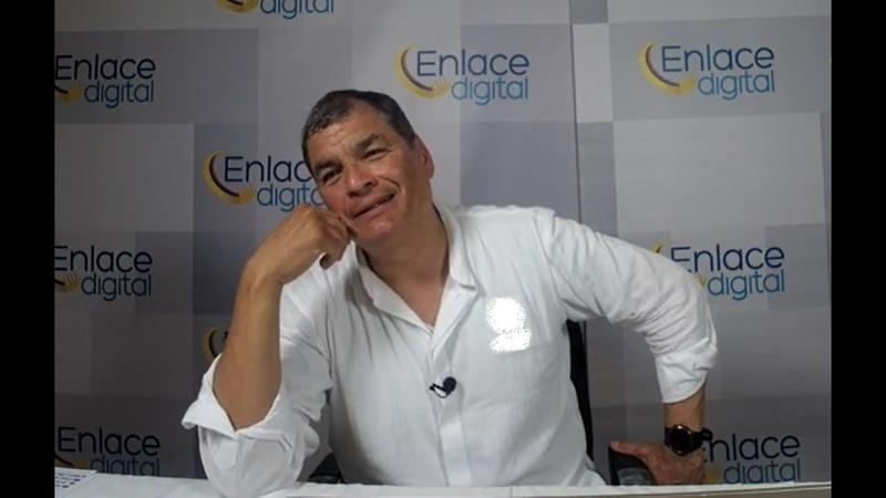 Ecuatorianos piden que regrese el Mashi Correa