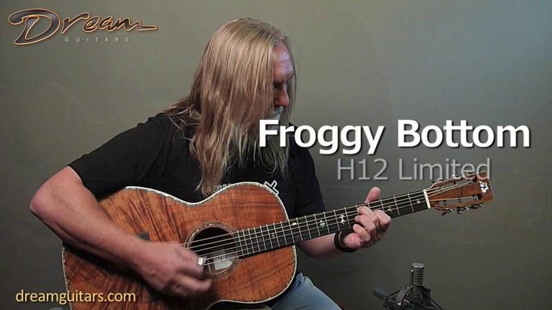 2018 Froggy Bottom H12 Limited All Koa