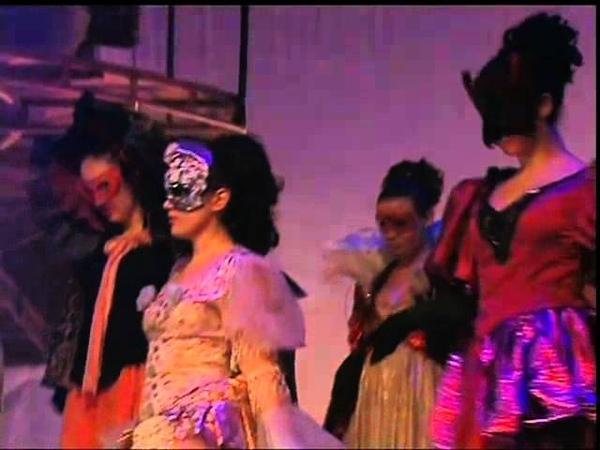Monte Cristo grófja Róma Magyar Teátrum Díjátadó Gála 2011