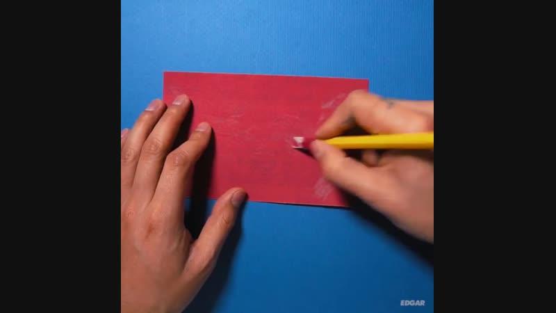 Каллиграфическая ручка своими руками
