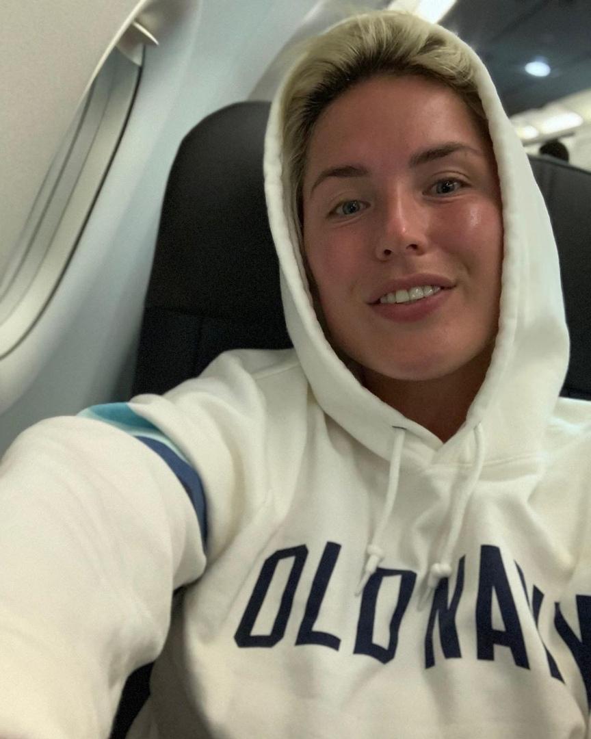 Оксану Ряску задержали в аэропорту