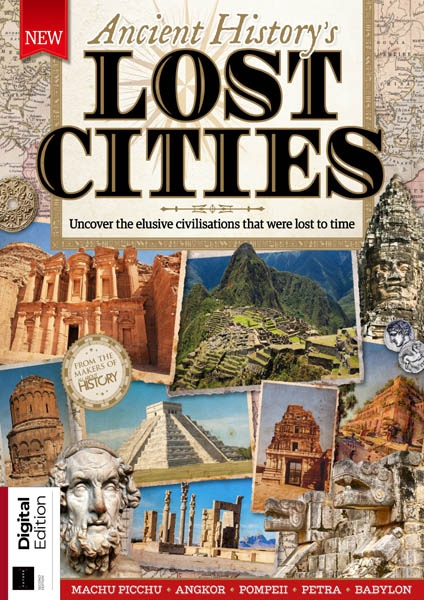 All About History Ancient History's Lost Cities